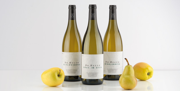 Das Weingut Heger – edler Burgunder-Dreiklang