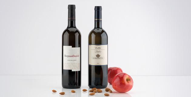 Friulano – der Vergleich mit der weißen Rebsorte