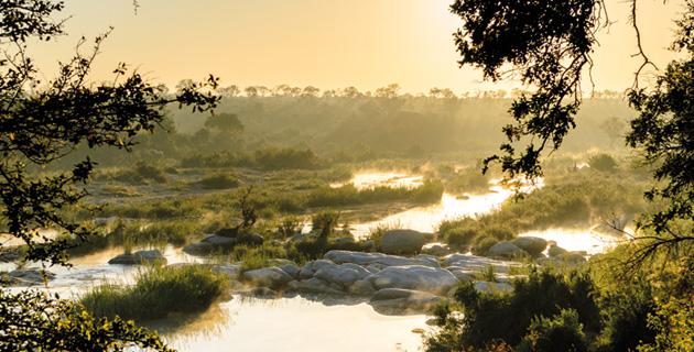Singita Boulders –  Magie im Busch Südafrikas