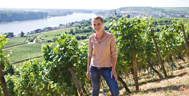 Lisa Bunn – Rheinhessen in jungen Händen