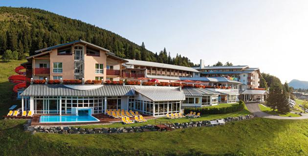 Urlaub vom Alltag – Kinderhotel Oberjoch