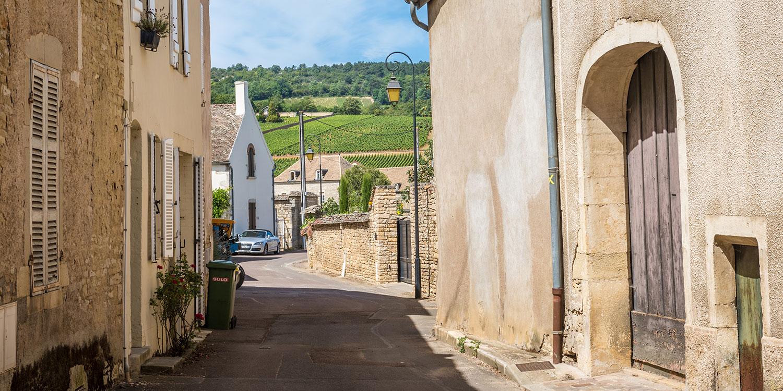 Meursault – Hauptstadt französischer Weissweine