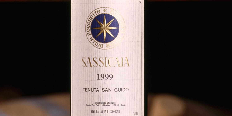 """Weinlegenden – Der """"Sassicaia"""" von San Guido"""