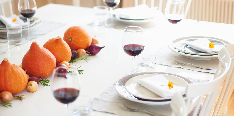 Thanksgiving – Weinbegleitung zum Festessen
