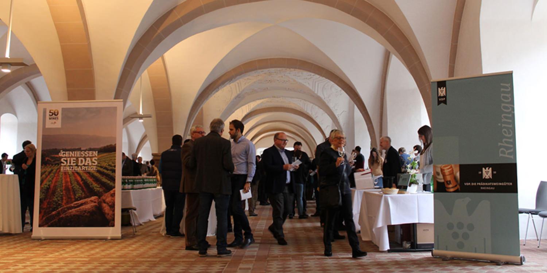 Das Weinland Portugal zu Gast beim VDP Rheingau