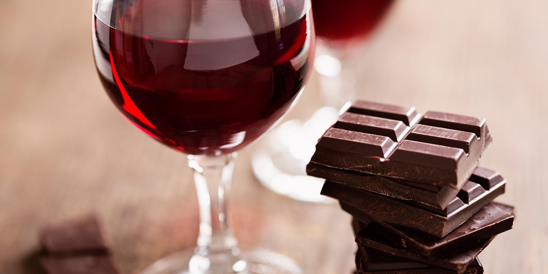 Wein und Schokolade – überraschende Ähnlichkeiten