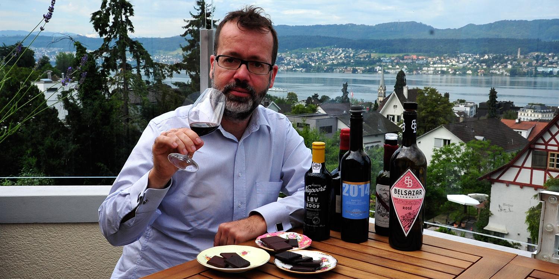 Wein & Schokolade (2) – Nur Mut zum Wagnis
