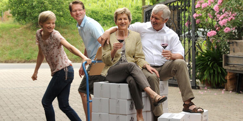 Weingut Bärenhof und die Olympischen Spiele