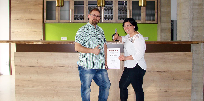 Steffen & Julia Stühler über ihren heißen Preis