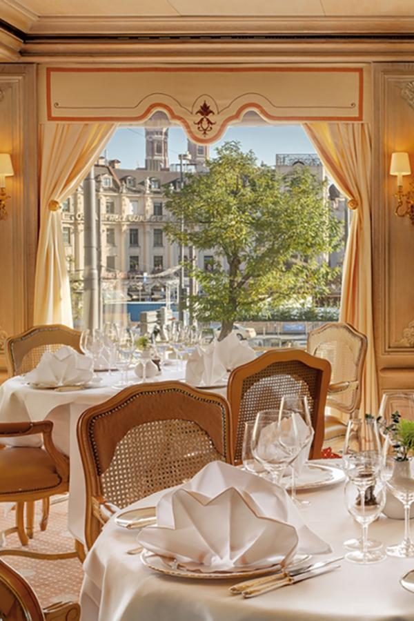 Dinieren mit Stil: Münchner Königshof