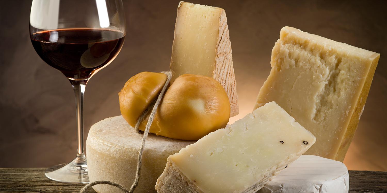 Käse und Wein – harmonische Duettpartner