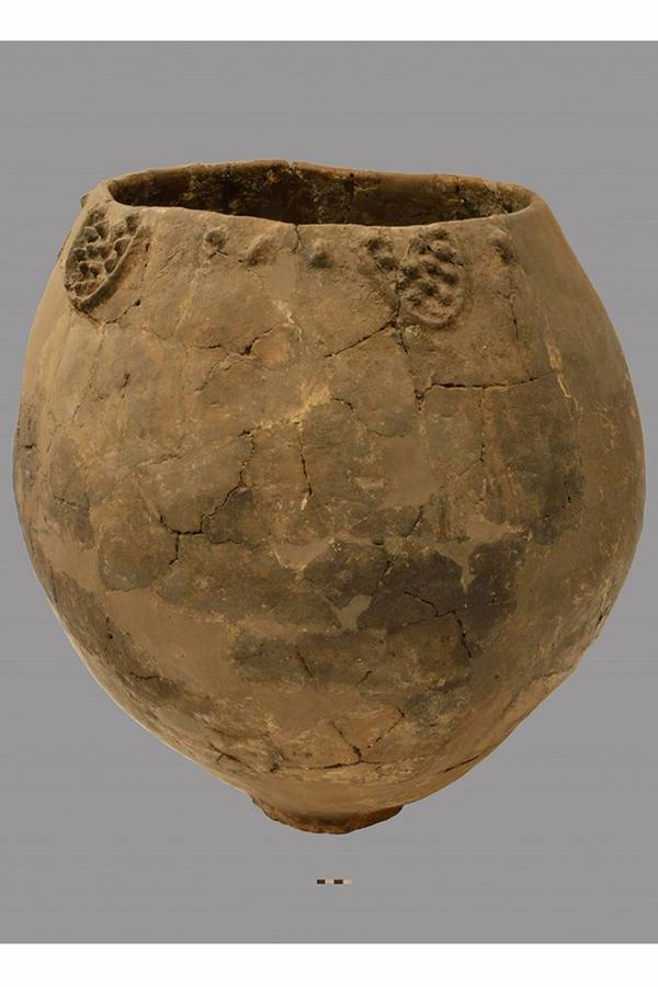 Immer wieder werden in georgischen Ausgrabungsstätten Gefässe gefunden, die Weinkonsum bereits vor tausenden Jahren belegen.