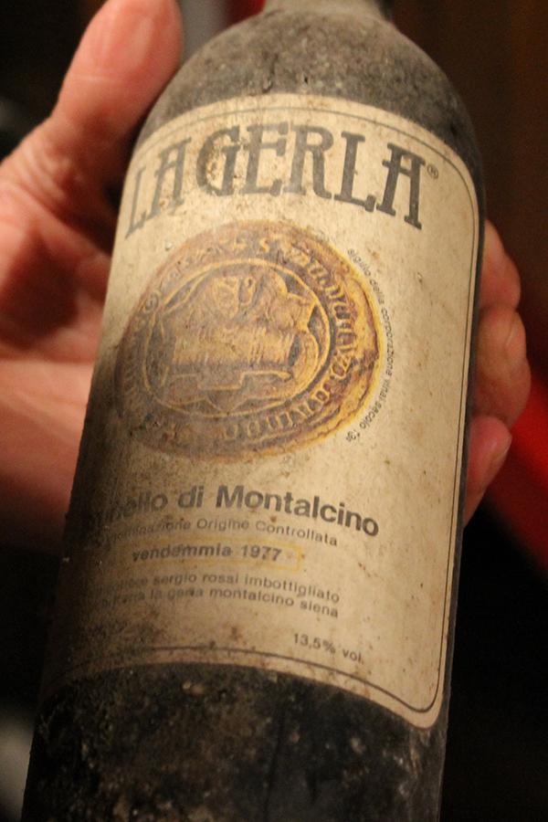 Der Brunello ist der Paradewein aus der Rebsorte Sangiovese. Er zählt zu den begehrtesten Rotweinen der Welt.