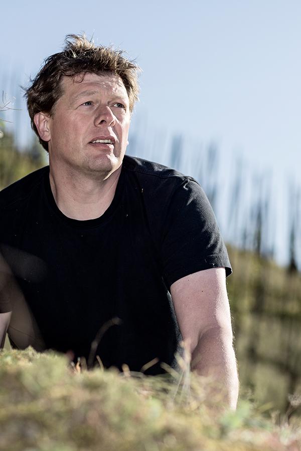 Fan von Pét Nat: Thorsten Melsheimer
