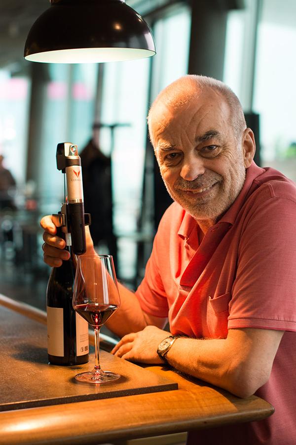 Heinz Kammerer von Wein & Co