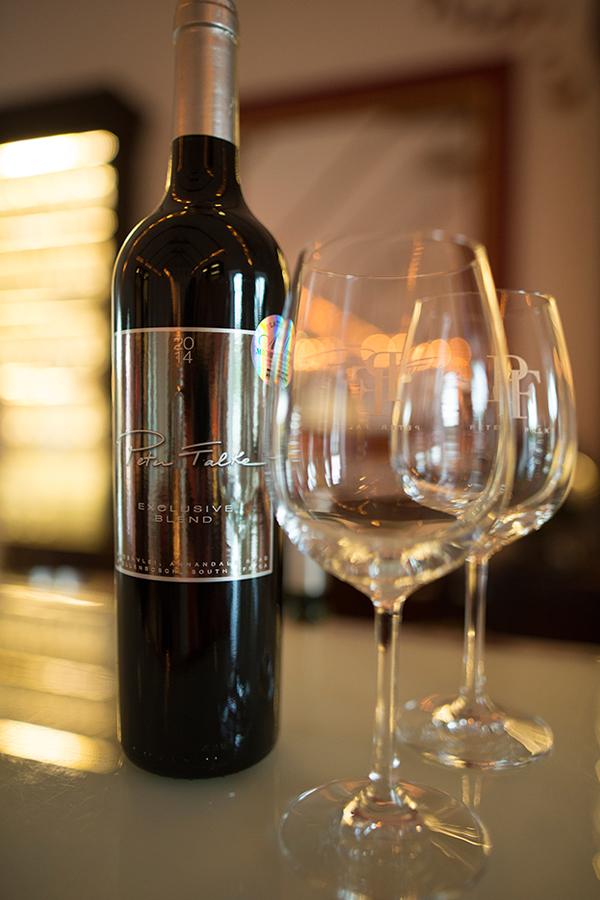 Peter Falkes Weine sind harmonisch, ausbalanciert und elegant