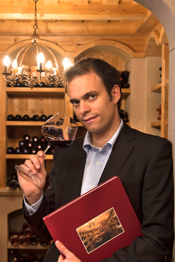 Guter Wein: für Weissensteiner kein Buch mit 7 Siegeln