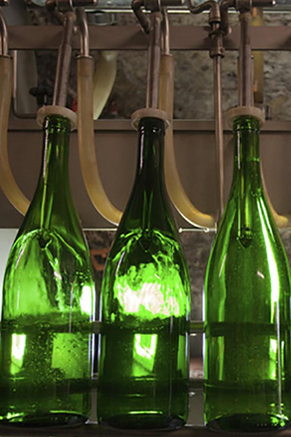 Immer öfter Flasche leer: Die Weinerzeugung ist weltweit rückläufig.