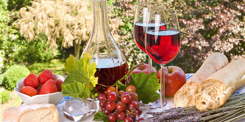 Sommerwein – Wenn im Glas die Sonne scheint