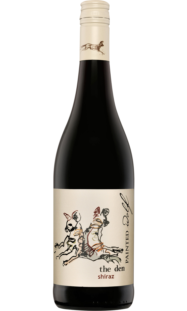 Painted Wolf The Den Shiraz 2014