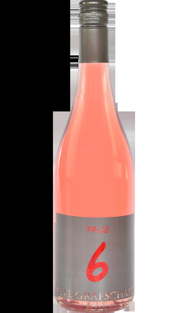 Image of Alte Grafschaft Fass 6 Rosé Qualitätswein trocken 2016