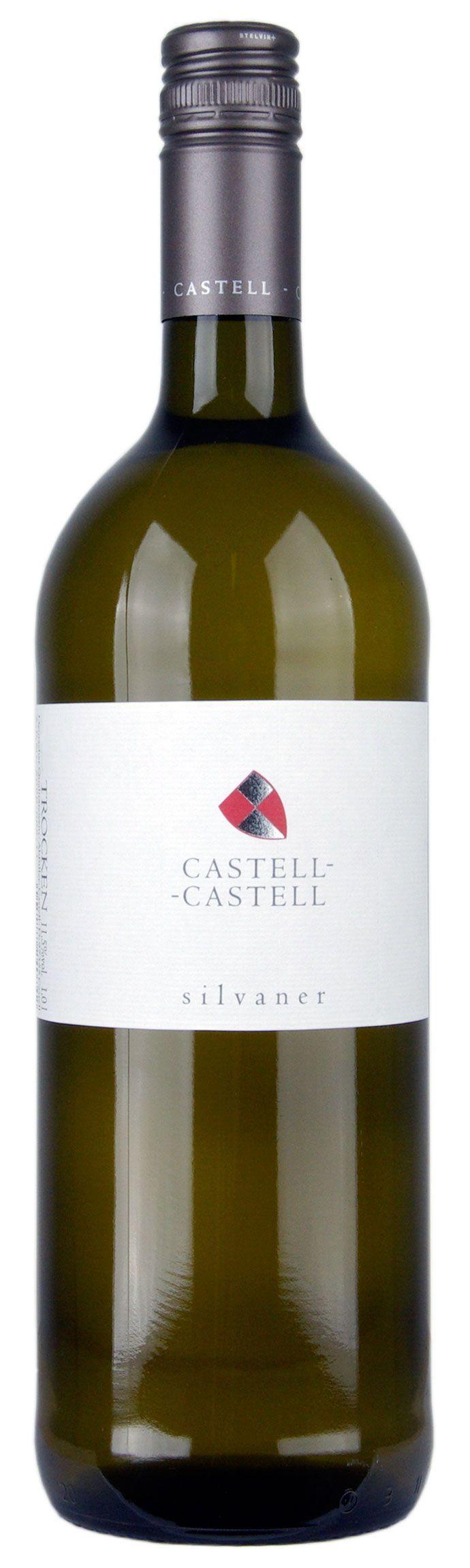 Fürstlich Castell Castell Silvaner trocken 2015 (1L)