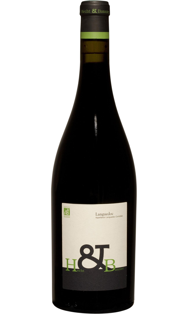 Image of Hecht et Bannier AOC Languedoc Rouge 2014