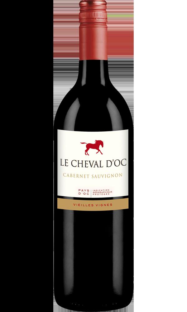 Foncalieu Le Cheval d´Oc Cabernet Sauvignon 2015