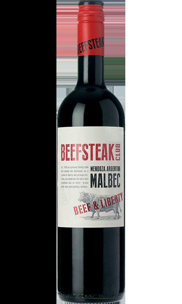 Image of Beefsteak Club Beef & Liberty Malbec 2017