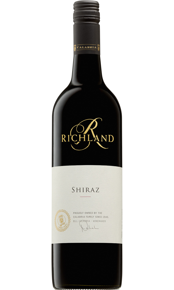 Image of Calabria Richland Shiraz 2015