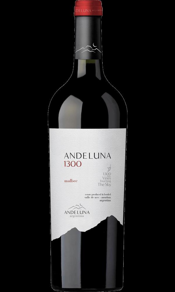 Image of Andeluna 1300 Malbec 2018