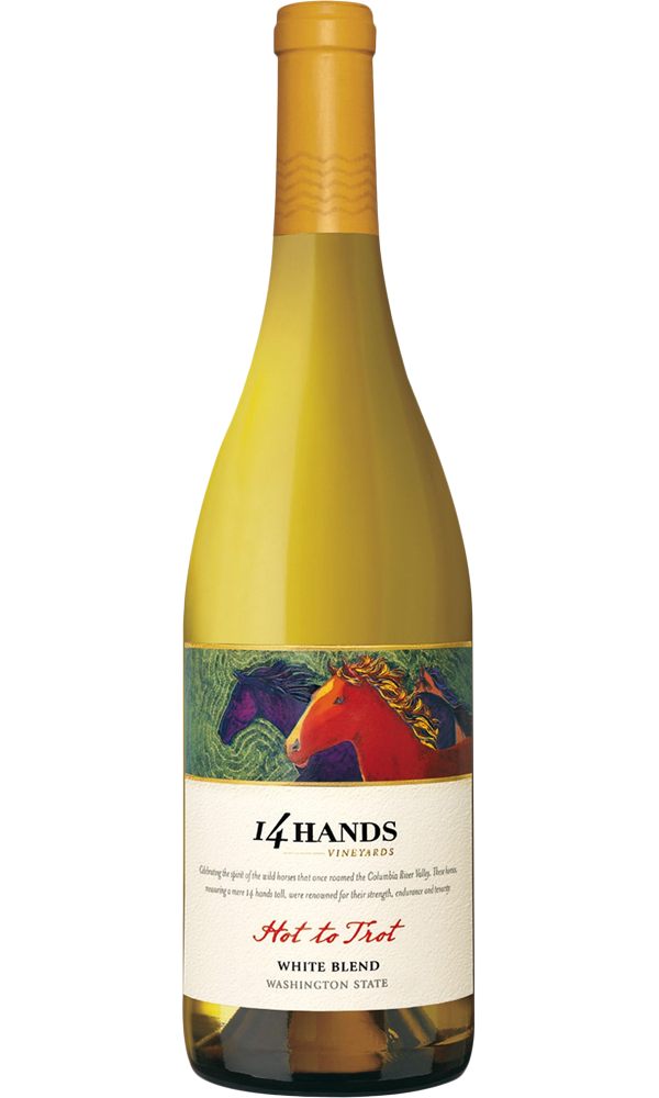 Image of 14 Hands Hot To Trot White Blend 2013