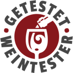 Weintester badge